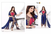 1845 Aisha Lovely Salwar Kameez Collection / For all details and other catalogues. For More Inquiry & Price Details  Drop an E-mail : sales@gunjfashion.com Contact us : +91 7567226222, Www.gunjfashion.com