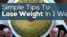 Weight loss tips / Easy tips