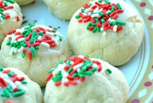 Christmas : Sweets / by Melodie Tulsie