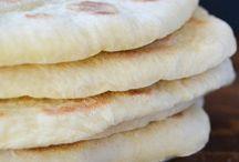 Pita bread for gyros
