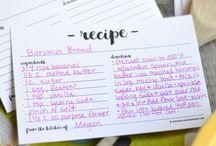 .recipe cards