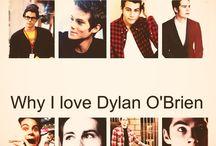 Dylan O'brien/Stiles