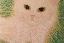 Искусство / My cat