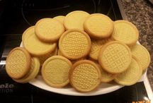 recepty - sušenky