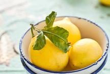 Lemony Goodness / I LOVE LEMON / by Liz Humphrey