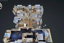 Matterport 3D pro scan / Gif