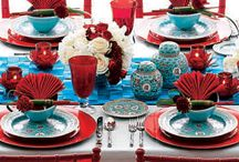 Table - Dinner Parties / by Authentica Classics