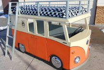 micro bus bed