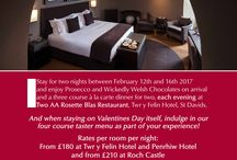 Penrhiw Hotel Promotions / Promotions and Special Offers
