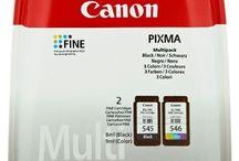 Tinta Canon / Cartuchos de tinta originales y reciclados, compatibles con impresoras de inyección de tinta de la marca Canon