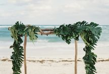 Summer Lovin' / Some of our favorite ideas for a summer wedding!g!