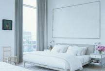 for the home: bedroom / インテリア:ベッドルーム / by Johanna MacGregor