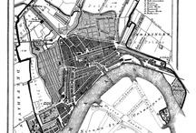 Stads- en landkaarten