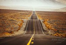 Roads / by magnetic stories