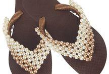 sandalias y zapatitos