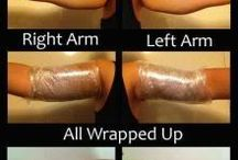 it works bodywrap before-after