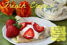 France - Recipes / Creating Recipes from France with Kids with Around the World in 12 Dishes