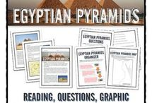 Teaching | History ~ Egypt