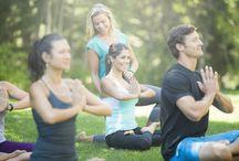 Tahoe Yoga Retreat / Yoga retreat and yoga lifestyle.