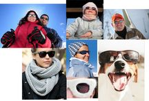 Sunglasses in Winter / snow, water, white surfaces all reflect light that can damage your eyes. Even in winter, it is important ot protect your eyes from damaging UV light. www.solarshield.com