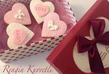 Homemade Special Cookies / Evyapımı Spesiyal Kurabiyeler / Tüm özel günleriniz için size ve sevdiklerinize özel tasarlanan leziz ve şık kurabiyeler