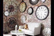 office - clock