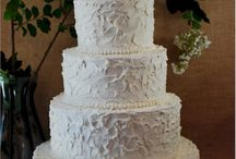 Buttercream Wedding Cakes ,BIRTHDAY Cakes.  / by Beverly Mclean