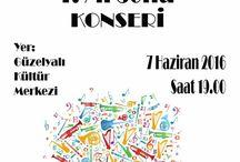 Perla Sanat 1. Yıl Sonu Konseri / Perla Sanat 1. Yıl Sonu Konseri Fotoğraf Albumu perlasanat.com