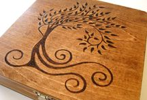 Pyrography  / by Michele Gummett