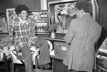Vintage arcade photos! / classic arcade fun from the 1970s-1980s.
