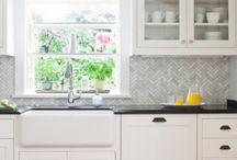 New House- Kitchen / by Jess Glinski