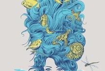 Art, colors, creativity, Artists, random things I love / colorful paintings, art, creative arts, images, inspiration!