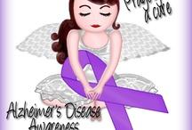 Alzheimer's SUCKS!!!! / by Sue Dvorscak