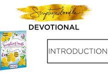 Scripturedoodle Devotional Book Video Series