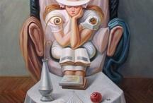Optical illusions / by Savannah Bennett