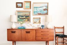 sideboard styling