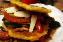 Vegetarische Gerichte / Finde hier eine Vielfalt an vegetarischen Gerichten, die schnell zubereitet werden können.