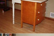 Varrós asztal