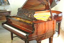 Pianos / Grand, baby grand, concert, upright