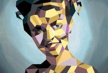 cool art / by Juniper Shull