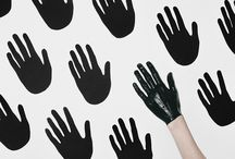 Mains / Toutes les choses à propos des mains