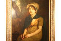 Artwork / 18th and 19th century American, English and Continental paintings