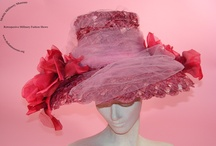 Treasures from the Mobile Millinery Museum  / Norma Shephard is the founder/director of the Mobile Millinery Museum & Costume Archive  She is a freelance writer and the author of 6 books (5 on vintage fashion).