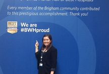 U.S. News & World Report: #BWHproud / BWH celebrates its highest-ever ranking as #6 on the U.S. News & World Report Honor Roll of Best Hospitals with employees sharing why they are ‪#‎BWHProud‬