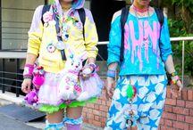 Fashion Japon / Le style vestimentaire au Japon est à la fois recherché et unique en son genre, voici donc le fashion local.