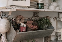 Primitive Home Ideas / by Kym Sallee