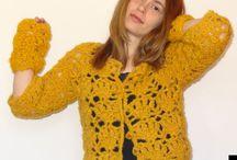 DanielaUniqueCrochet / Crochet handmake dresses and accessories