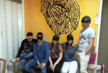 """Marriage proposal in the """"House of Mystery"""" / Unique marriage proposal in the first logical escape room in Plovdiv in the """"House of Mystery"""""""