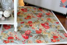 Upholstery  Fabric Rugs