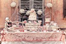 """Nana&Nana per """"Sweet table"""" edizione Rizzoli / Raffinate creazioni di artiste di fama nazionale ed internazionale, che danno vita a tavole degne del Cappellaio Matto e di Alice nel Paese delle Meraviglie."""